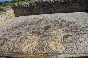 pebble mosaic Morocco