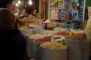 moroccon bazzar