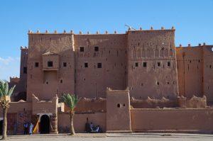 Taourirt Kasbah Ouarzazate