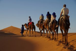 morocco desert tours in the Sahara desert