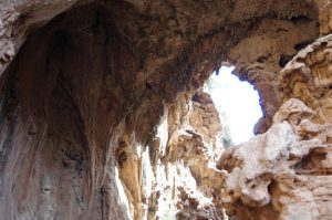 cavern shape morocco